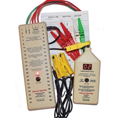 Circuit Mapper System Branch Circuit Identifier Tasco