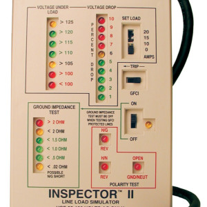 How to Quickly Test Home Wiring With Inspector-II | Tasco, Inc.
